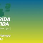 Logotipo da 24ª Corrida pela Vida